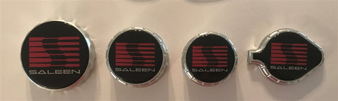 Saleen Reservoir Caps
