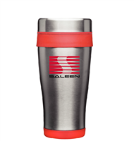 Saleen 16 oz. Insulated Stainless Steel Travel Mug