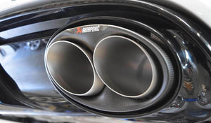 Carbon Fiber Exhaust Tips - MODFIA
