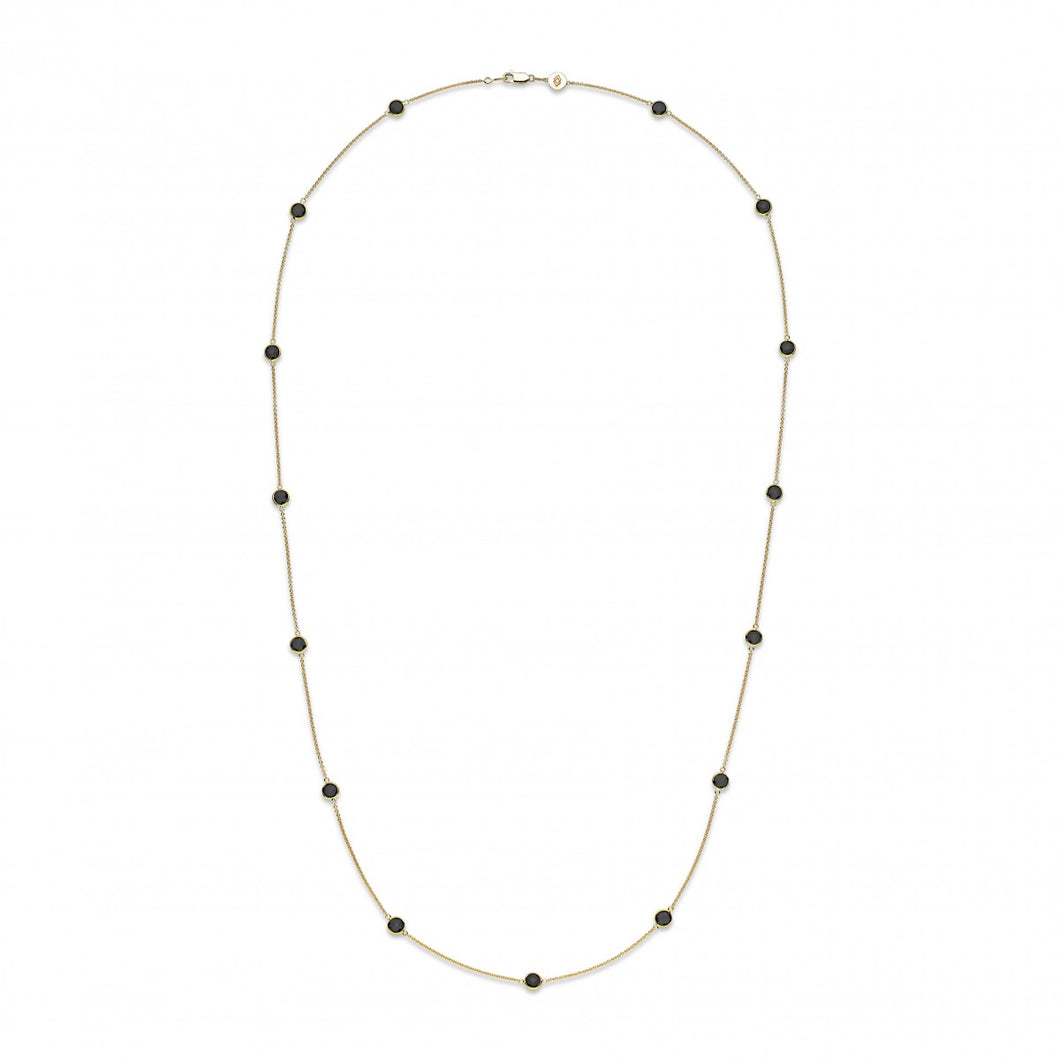 Izabel Camille prima Donna Necklace Black