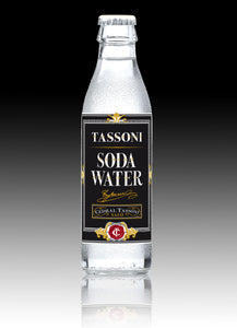 Tassoni Soda Water 25 pack