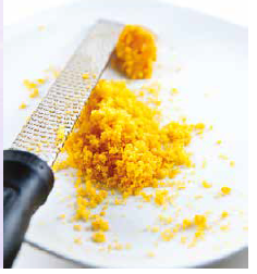 Grated Bottarga Di Muggine ( Dried Mullet Roe)