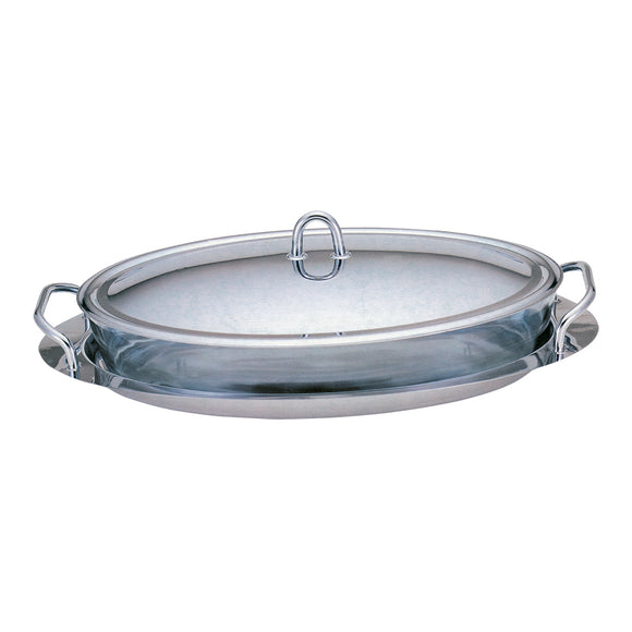 Berlinger Haus 3L Oval Food Container Serving Tray