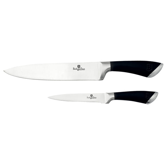 Berlinger Haus 2-Piece Black Royal Knife Set