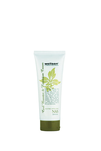 NS5 - Wellsen Nutri Styling Curl Booster & Retention Cream