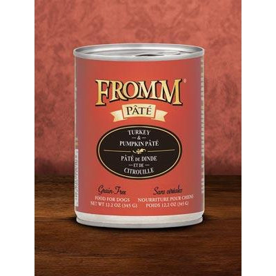 Fromm Turkey and Pumpkin Pate