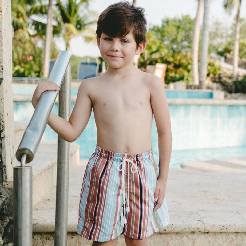 Thomas Swimsuit Stripes