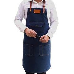 Fashion Cowboy Home Work Apron
