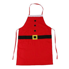 Christmas Day Kitchen Supplies Apron 1pc