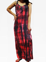 Cover Ups Cover Up Printed Plaid Multi-way Wear Backless Cover-Ups