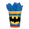 Batman Party Cups (Pack of 8)
