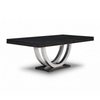 CONTEMPO METAL BASE DINING TABLE