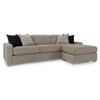LONDON SOFA WITH CHAISE