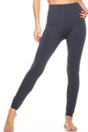 High Waist Cotton Control Legging