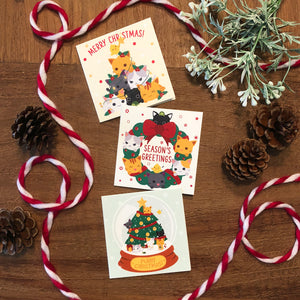 Mini Christmas Gift Cards