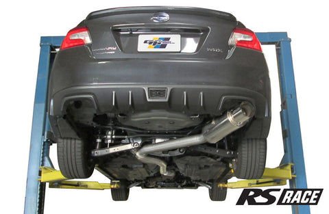 Greddy RS Race Exhaust - WRX / STI (15-Up)