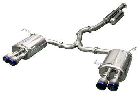 HKS Super Turbo Muffler Catback Exhaust - WRX/STI (15-Up)