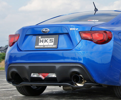 HKS Hi-Power Exhaust - BRZ / FRS / GT86