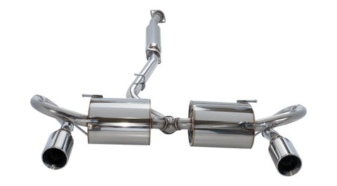 HKS Legamax Sports Catback Exhaust - BRZ/FRS/GT86 (13-Up)