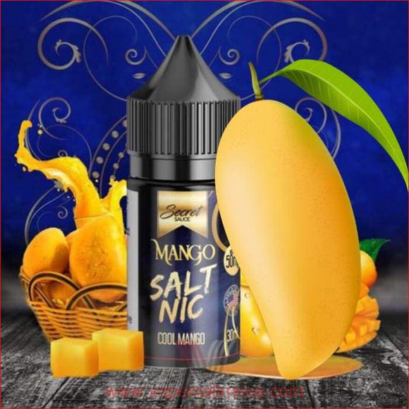 Mango BY SECRET SAUCE SALT NIC-30ml - vayyip