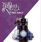GRAPE DRANK ON ICE NICOTINE SALT | RUTHLESS - vayyip
