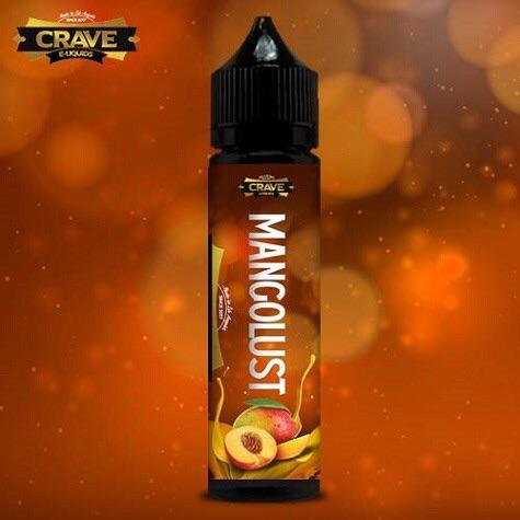 MANGOLUST BY CRAVE E-LIQUIDS - 60ML - vayyip