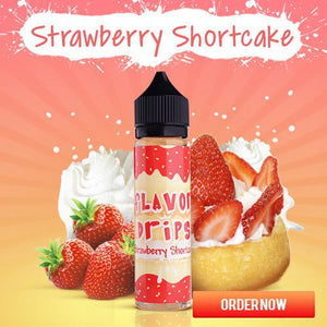 Flavor Drips - Strawberry Cheesecake - vayyip