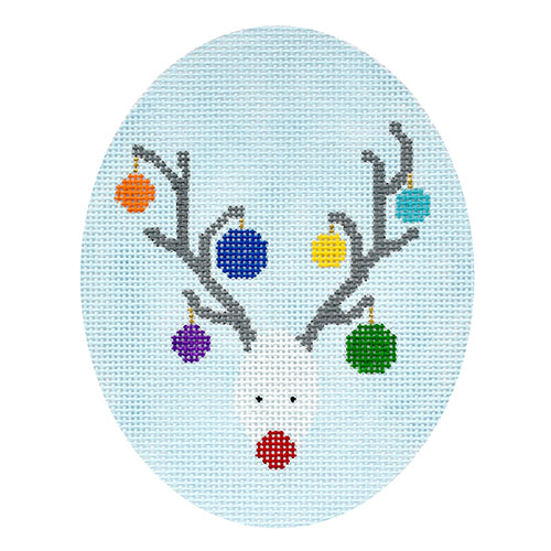 BB 6170 - Reindeer Face Vertical