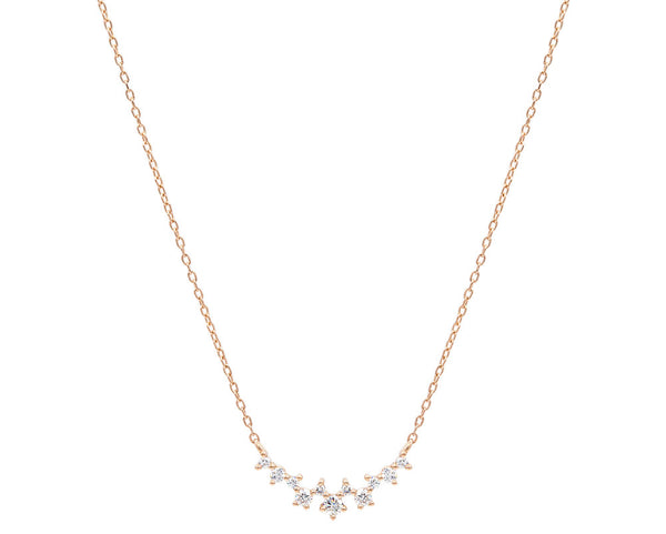Everett Fine Jewelry Celeste Diamond Necklace