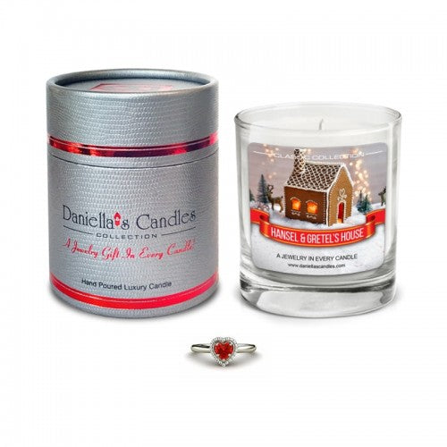 Hansel and Gretel's House Jewelry Aphrodisiac Candle