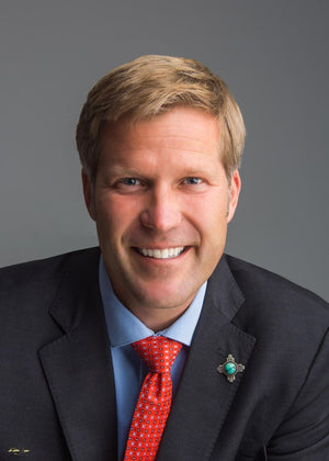 Albuquerque Mayor Tim Keller Zia Lapel Pin