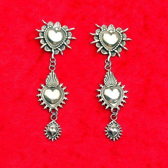 Santa Rosa Mesilla Taos Earrings