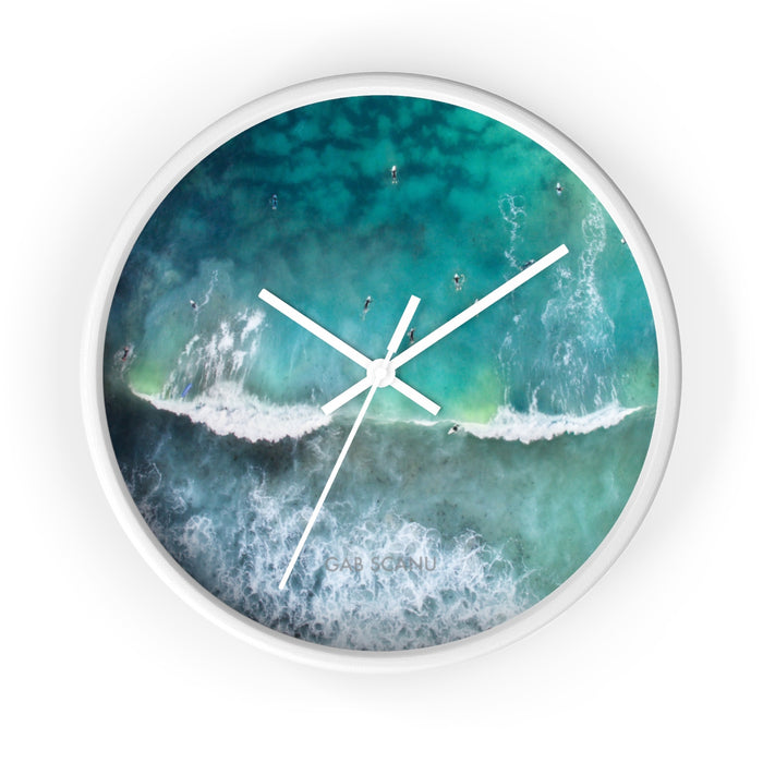 Byron Bay clock
