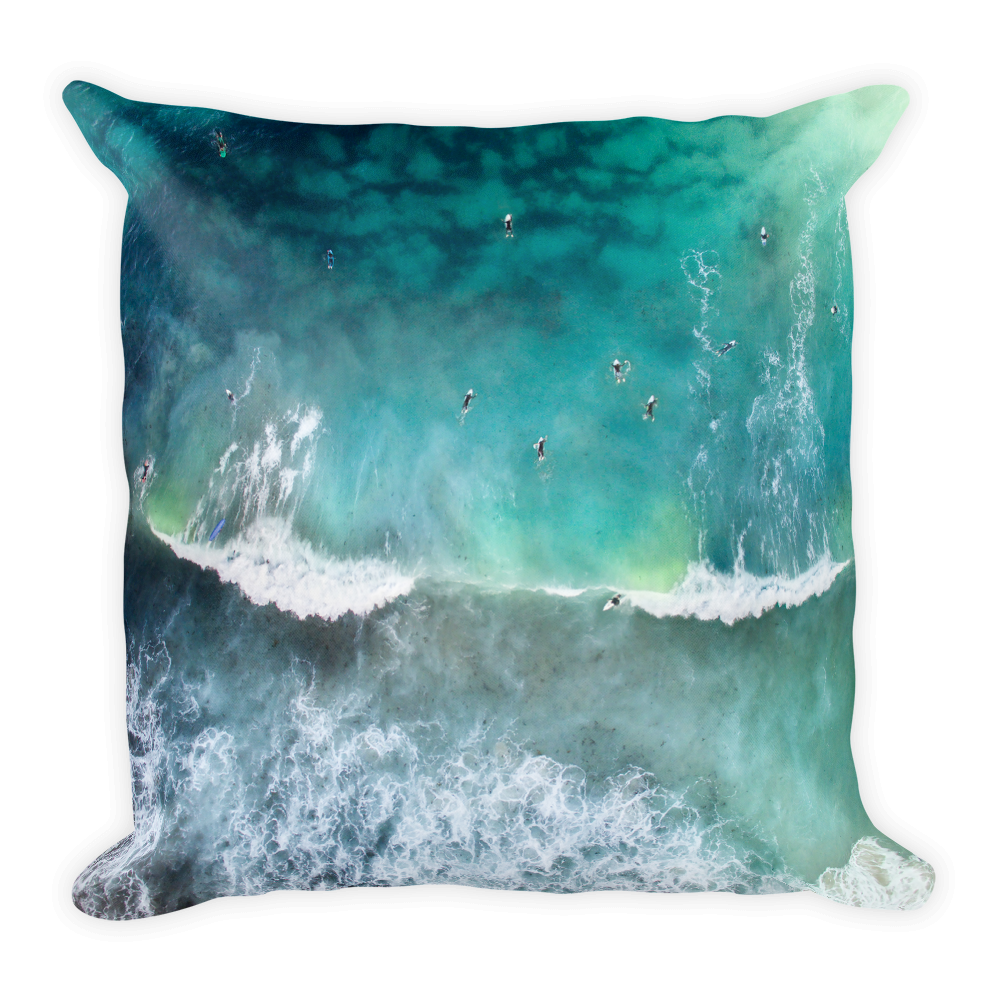 Byron Bay Square Pillow