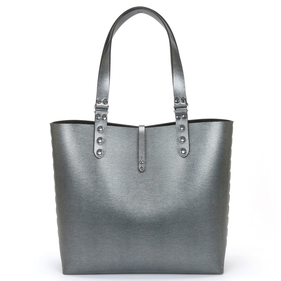 Pewter Tote - Mohop