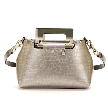 Crocodile Small Bag - Mohop