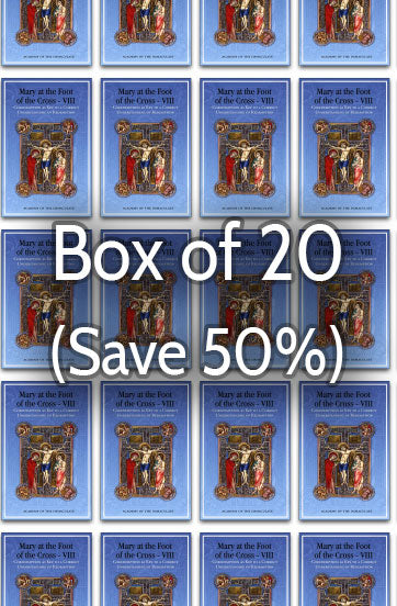 Mary at the Foot of the Cross 8: Understanding Redemption 50% bulk discount