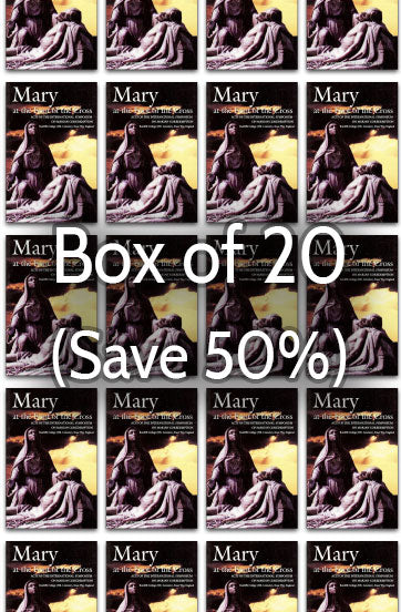 Mary at the Foot of the Cross 1: Millennium with Mary 50% bulk discount