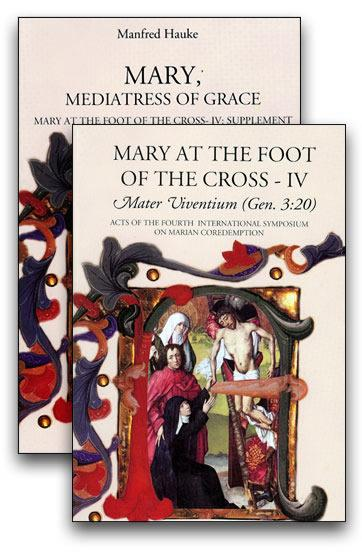 Mary at the Foot of the Cross 4: Mother of the Living