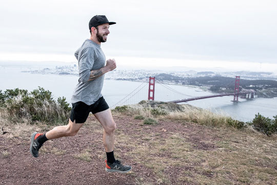 Trail Running in San Francisco
