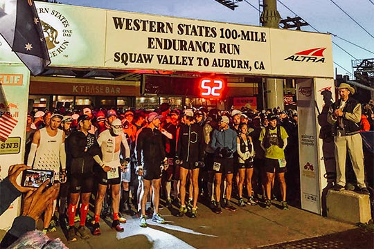 The Western States 100-Mile Endurance Run