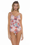 Antoinette Shirley Scoop Neck Tankini Top