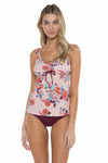 Antoinette Shirley Scoop Neck Tankini Top front