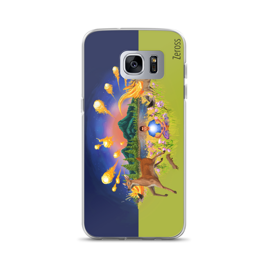 The Autumn Wind - Samsung Case