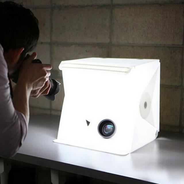 Portable Lightbox Photography Studio - Terra Art Shop