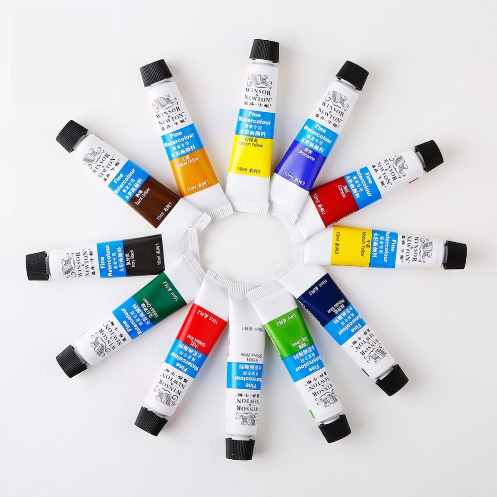 Winsor&Newton Professional Watercolor Set