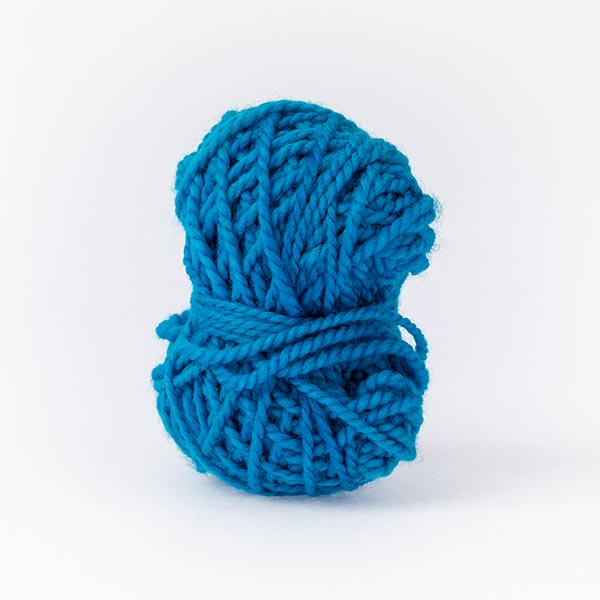 Triumph blue Karoo Moon ball mini moon merino