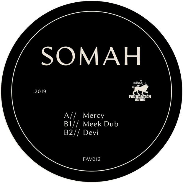 Somah - Mercy EP (Heavyweight Vinyl)