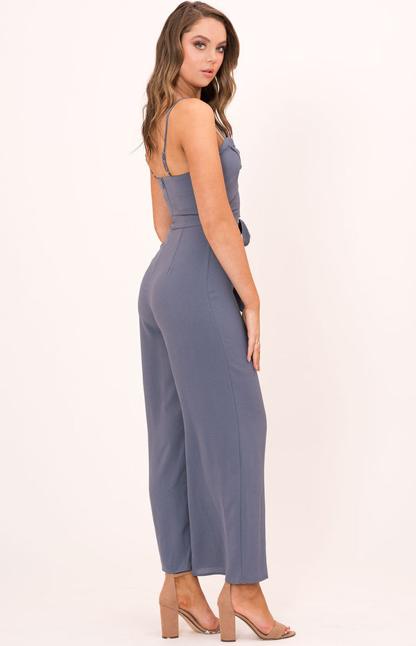 Jennie Jumpsuit in Blue
