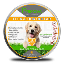 Load image into Gallery viewer, Flea and Tick Prevention Collar for Dogs with Natural Essential Oils - Primova Pet Products